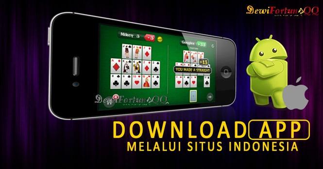 Langkah Download Poker388 Melalui Situs Indonesia