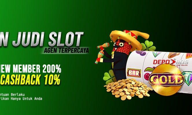 Judi Slot Bonus New Member